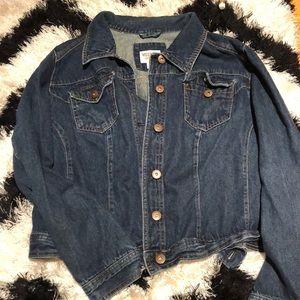 Vintage Inspired Denim Jacket